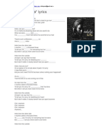 Present Perfect Adele Song Activity