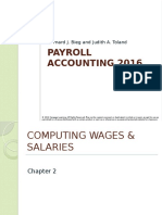 Chapter 2   Payroll Acct