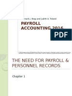 Chapter 1 Payroll Acct.