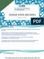 e Archive Odisha