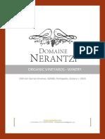 Domaine Nerantzi - Presentation