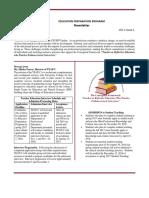 CSU Education Preparation Program Newsletter Vol. 1 Issue 1