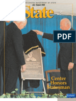 State Magazine, July/August 2002