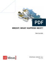 Brexit What Happens Next