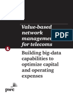 Value Based Network Management for Telecoms