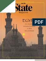 State Magazine, June 2001