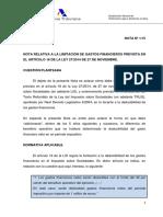 GastosFinancieros-Interpretación AEAT