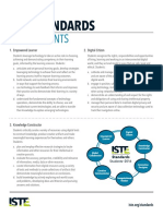 iste standards for students 2016 - permitted educational use
