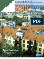 State Magazine, March 2003