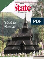 State Magazine, May 2001
