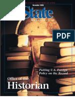 State Magazine, November 2000
