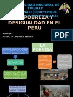 La Pobreza y Desigualdad en El Peru