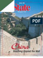 State Magazine, October 2000