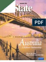 State Magazine, September 2001