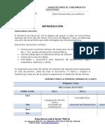 Plan de Actividades 1era. Semana de Clases de Regimen de Costa 2014-2015 Egb Media (1) (1)