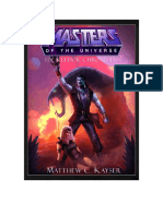 Masters of the Universe the Keldor Chronicles by Matthew c Kayser 2013