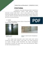 Laporan KP - Aspek Arsitektural