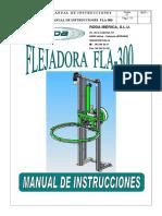 Flejadora FLA-300 ESP