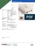 IB-100 External Print Server