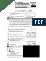Atlantic Coast Conference - 2013 IRS 990 Form