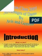 Advantages of Dams.ppt