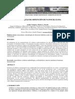 Metodologías de Obtención de Nanocelulosa