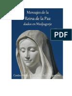 Mensajes de La Reina de La Paz (1981-2016)