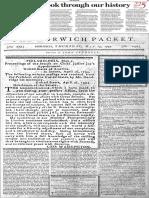The Bulletin's 225th Anniversary