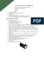 Lista de EPP y Señales - Melchorita
