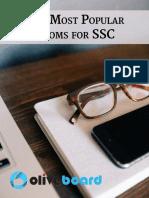 SSC 100 Idioms