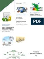 Modelos Macroeconómicos triprtico