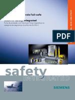 Sistemas de Controle Fail-safe SIMATIC Safety Integrated Porta de proteção com trava por força magnética na categoria de segurança 4 conforme EN 954-1.pdf