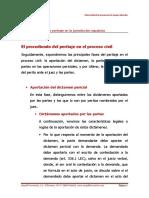 Módulo 3 El Procedimiento de Peritaje en La Jurisdicción Española