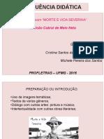 Sequência didática - Morte e Vida Severina - Modificado  kleber.ppt