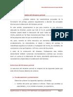 Módulo 6 Estructura y Modalidades Del Dictamen Pericial