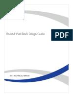Revised Wet Stack Design Guide