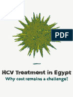 Hcv Treatment in Egypt