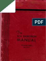 RCA Radiotron Manual - R10