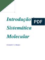 Introdução a Sistemática Molecular
