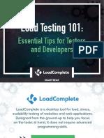 Load Testing 101