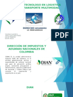 Exposicion Derecho Aduanero (Dian)