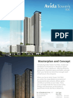 AVIDA Towers Bgc Turf Presentation
