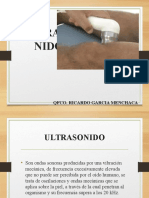 Clase Ultrasonido
