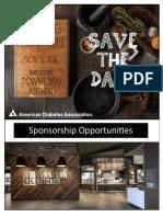 2016 Gala Sponsorship Proposal