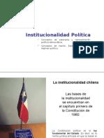 Institucionalidad Politica