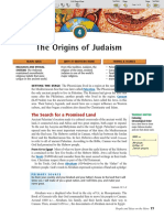 wh poi ch 3 4 origins of judaism