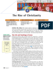 wh poi ch 6 3 rise of christianity