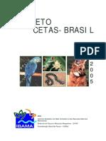 Projeto Cetas-Brasil 2005