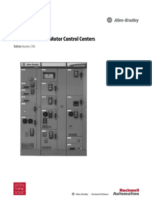 MCC AB Guia pdf | Fuse (Electrical) | Automation