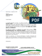 Invitacion Fiesta Del Campesino